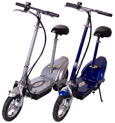 Zoom Electric Scooters and Electric Bicycles